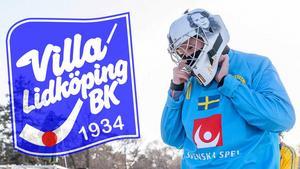 Pernilla Elardt är klar för en säsong i Villa Lidköping. Foto: Gert Holmér