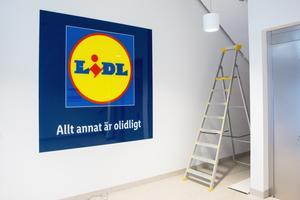 Lidls centrallager i Örebro ger 200 arbetstillfällen.