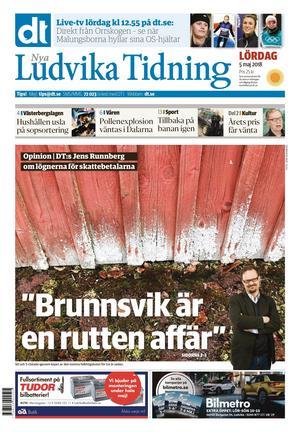 I lördagens tidning hade Jens Runnberg en stor granskning av Brunnsviksaffären. Nu bjuder kommunen in allmänheten till öppet hus.