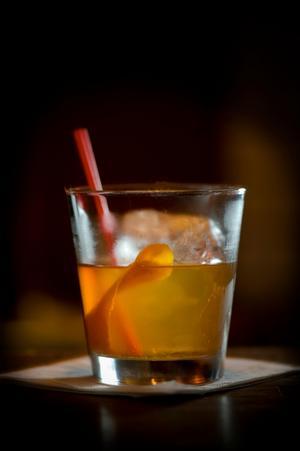 Drinken Old Fashioned.