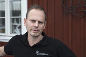 Magnus Bergstedt Pepulis tror inte att han kommer att fortsätta i samma bransch efter tiden vid Gammelgården,