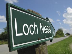 Vägen till Loch Ness.   Foto: Shutterstock.com