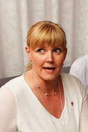 Marie Nordén (S). Arkivbild.