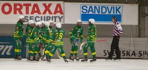 Skutskär knep den första semifinalen borta mot AIK.