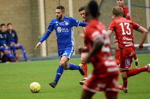 När Juanjo Ciércoles GIF och ÖFK möttes på försäsongen vann Giffarna med 1–0 i Nordichallen.