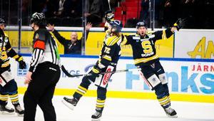 Nicolai Meyer frälste SSK mot VIK