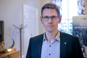 Thomas Andersson är chef för åtgärdsplanering på Region Mitt.