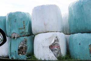 Balar får användas som insynsskydd.