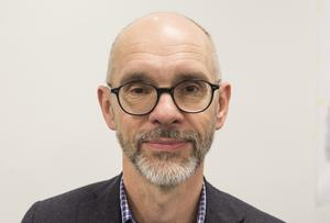 Mats Brännström, tillträdande förbundsdirektör för Norrlandstingens regionförbund, NRF.