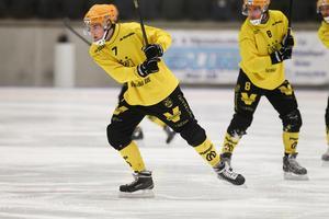 Daniel Johansson var tillbaka efter hjärnskakningen – och blev tvåmålsskytt.