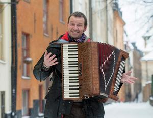 Artisten och musikern Bengt Åke