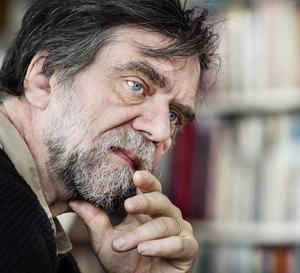Jens Ahlbom i HT, 2014.