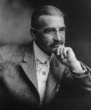 L. Frank Baum 1911. Foto: George Steckel