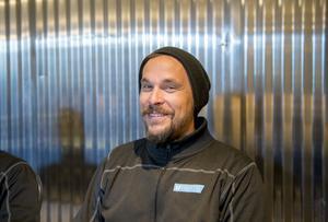 Marcus Larsson, 39 år, säljare, Sidsjö: