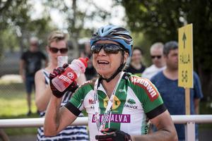 Jennie Stenerhag tog sitt 7:e SM-guld i rad.