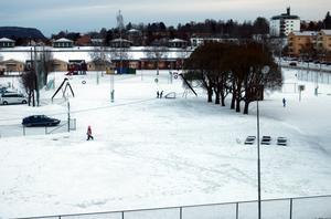 Som Allehanda.se tidigare berättat om ska det byggas ett hyreshus på den här tomten bredvid Lillänget.