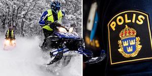 Polisen har märkt att anmälningar om snöskoterstölder har ökat under den senaste veckan. Därför varnar de nu för tjuvarna och ger sina tips på hur man bäst kan undvika att ens skoter blir stulen.