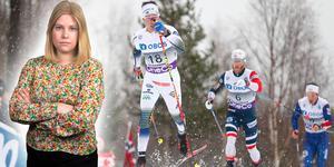 Calle Halfvarsson blev bäste svensk, och var en hårsmån från pallen. Sportens Camilla Westin listar fem heta punkter från herrarnas jaktstart i Lillehammer. Bilden är ett montage.