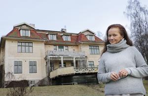 Bergsgården i Guldsmedshyttan drivs vidare av Lillemor Ardesjö som är ny ägare till gården.