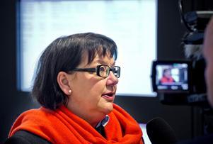 Pia Åsberg är åklagare och leder förundersökningen om tjänstefel mot de tre personer som transporterade fången Kristofers Kastellano när han rymde.Arkivfoto: Håkan Risberg