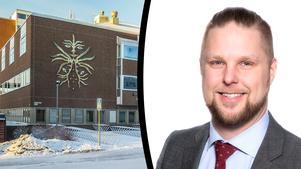 Region Jämtland Härjedalen testade förra mandatperioden att låta Moderaterna och Socialdemokraterna regera ihop, men efter valet är det alliansen som tagit över. M-politikern Robert Hamberg förklarar att det blev för svårt att lägga ideologierna åt sidan.