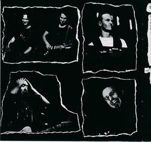 Från studioalbumets medföljande häfte. Foto: Privat