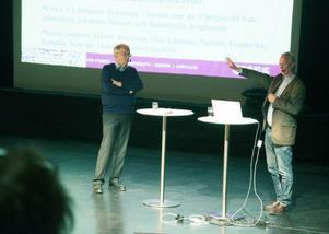 I veckan hölls ett seminarium om Syrien och den politiska krisen, där före detta ambassadören och författaren Ingmar Karlsson och professor Leif Stenberg deltog.