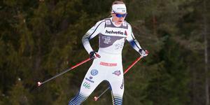 Ida Ingemarsdotter vid ett tidigare tillfälle. Under VM nobbas hon i sprinten.
