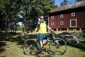 P-A Gerdevåg är uppväxt i Östernärke och hoppas att fler ska få uppleva naturen i området.