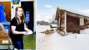 Agneta Larsson säljer Strömmens gårdsmejeri efter makens plötsliga bortgång.
