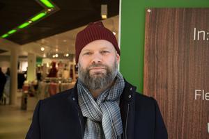 Johan Hermansson, 37, jurist, Sundsvall: