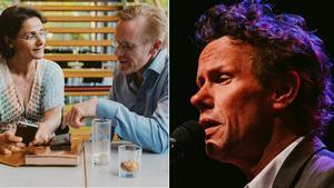 Vimmelbild och Bo Sundström. Foto: Martin Bohm
