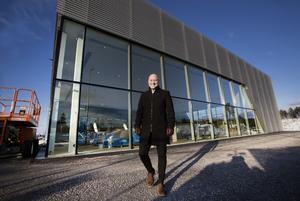 I slutet av maj beräknas Bilmetros storsatsning på en ny bilhall och verkstad för Audibilar vara klar för invigning. Bilmetros Johan Kempas ser fram emot moderna lokaler med mycket ny teknik.