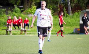 Arto Ojutkangas är en fruktad målskytt för sitt BK30. Foto: Rasmus Ellvin/arkiv