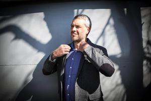 ÖFK:s pressansvarige Patrick Sjöö.