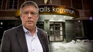 Mikael Löthstam (S), kommunalråd.