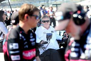 Sam Schmidt är ett aktat namn i Indycardepån, och startade och driver det team som Marcus Ericsson kör för.