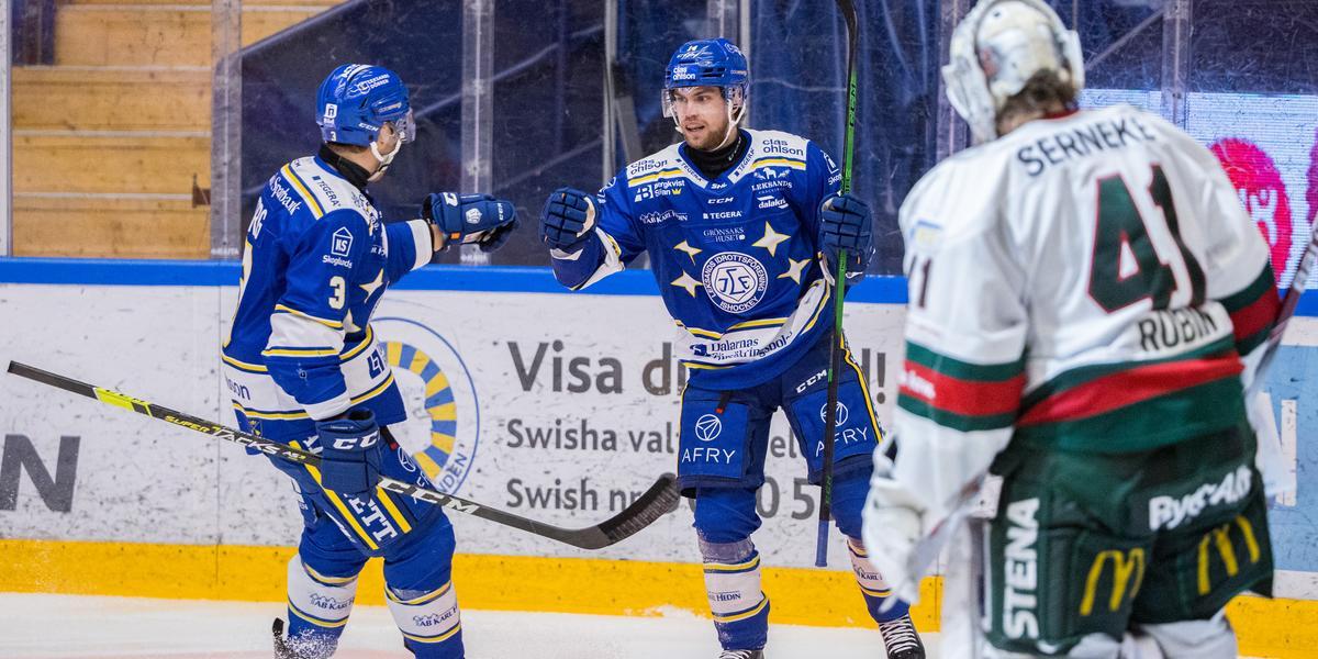Leksand körde över serieledarna – andra raka segern efter kross mot Frölunda: