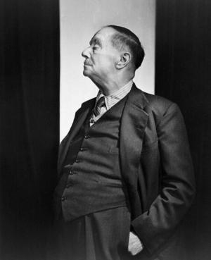 H. G. Wells 1943. Foto: Yousuf Karsh