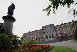 Uppsala universitet.