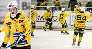 Jonas Nygren stod för matchens delikatess när han gjorde 2–1.