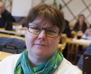 Lillemor Edholm (S), kommunpolitiker Sollefteå. Foto: Stefan Sundkvist