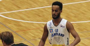 Alexander Yemane kommer att få mer speltid när Evariste Shonganya saknas i Jämtland.