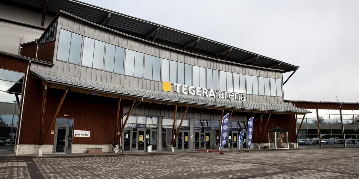 Efter nya lokala restriktioner – ingen publik på Leksands match ikväll