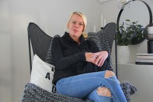 Åsa Larsson är sedan en tid tillbaka sjukpensionär. För att ha någonting att göra om dagarna började hon med att renovera och rusta upp sitt hem.