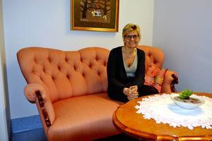– Vi behöver se över sjukhusstrukturen och jag vet vad det innebär politiskt, säger Nina Fållbäck-Svensson, sjukhusdirektör i Landstinget Västernorrland.