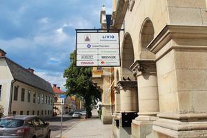 På Åsgatan i centrala Falun har EcoDC kontor. Just nu har man bara en person på plats – resten sitter i Stockholm – men i i höst när hallen öppnar kommer det bli skytteltrafik mellan Stockholm och Falun.