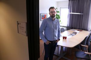 Martin Willén hoppar av chefsjobbet i Lekeberg efter drygt två år.