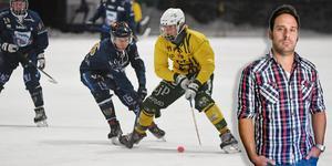 Leo Hägglund menar att Ljusdal är värt lite mer välfyllda läktare framöver...