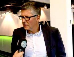 Lars-Göran Dahl, chef för affärsutveckling hos Diös, har löst situationen med parkeringarna. Hotellet får ett underjordiskt garage.